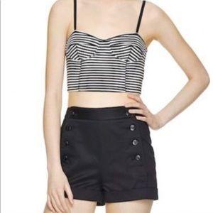 ARITZIA TALULA Granada Shorts Size 6